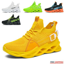 Men's Fashion Sports Casual Sneakers Athletic Outdoor Running Tennis Shoes Gym