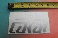 LAKAI Footwear Shoes Girl Skateboards LS SK8 Vintage Skateboarding Decal STICKER