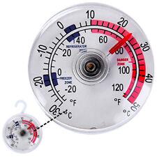thermomètre Réfrigérateur Analogique Cadran Face congélateur avec Hanging Hook