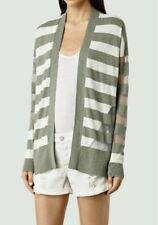 All Saints AllSaints Band Cardigan Grey Size S  NWT MSRP $215