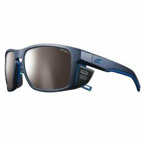 Julbo Shield M bleu/bleu alti arc 4, lunette de soleil adulte