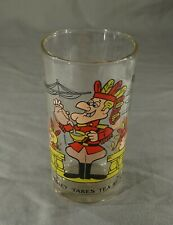 Original Vintage Character Glass - Dudley Takes Tea At The Sea (Inv No. 815)