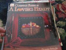 Country Friends A Loving Heart Ronnie Bringle  decorative painting craft book