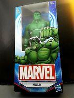 "Marvel Hulk Action Figure 6"" Plastic Boys Ages 4 & Up Hasbro"