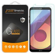 2X Supershieldz LG Q6 Tempered Glass Screen Protector Saver