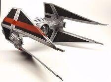 Star Wars 30th Anniversary Elite Imperial Tie Interceptor Complete Loose Ship