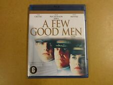 BLU-RAY / A FEW GOOD MEN / DES HOMMES D' HONNEUR ( TOM CRUISE, DEMI MOORE... )