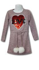 Markenlose Mädchen-Pullover & -Strickware mit 110 Freizeit Größe
