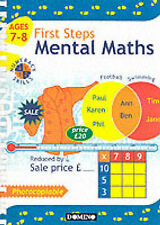 First Steps: Mental Maths for 7-8 Year Olds by Perkins, E.J., Perkins, D.C.