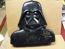 David Prowse, Darth Vader Star Wars Signed Darth Vader Figure Case w/Photo/Flyer