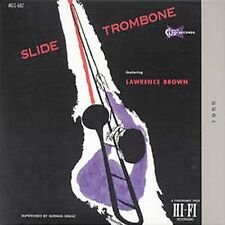 Lawrence Brown (Trombone) - Slide Trombone [Limited] (CD 1999)