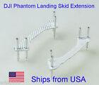 Tall Landing Skid Extension Silver for DJI Phantom