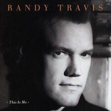 Randy Travis / This Is Me (LIKE NW CD)  Jerry Douglas, Paul Franklin, B. Mason