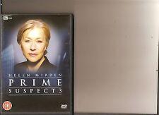 PRIME SUSPECT 3 DVD HELEN MIRREN DCI TENNISON RATED 18