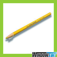 YELLOW WINDOW FILM MARKER PEN - CAR WINDOW TINTING TOOL