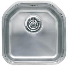 Reginox Kitchen Sinks Stainless Steel Regi Fit Inset Or Undermount Fit (RF339S)