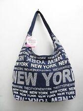Robin Ruth ORIGINAL New York Urban Canvas Hobo Bag NEW