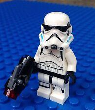 Lego Star Clone Wars STORMTROOPER 2 Storm Trooper Blaster Gun Figure Minifigure