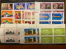 USPS 32 cent  10 block of 4 MNH free shipping