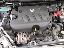 07-12 Nissan Versa 1.8L Engine Motor OEM MR18DE 4th VIN: B
