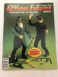 tomart action figure digest # 57 Green Hornet