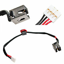 DC POWER JACK HARNESS CABLE PLUG IN FOR TOSHIBA SATELLITE P870-303 P870-308