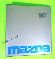 1984 Mazda Product Information & Color Guide Dealer Binder GLC 626 RX7 Trucks