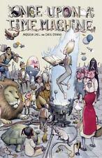 Once Upon A Time Machine: By Lee Nordling, Jason Rodriguez, Tara Alexander, V...