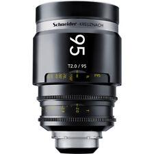 New Schneider CINE-XENAR III Lens 95mm, Arri PL-Mount CX-1072030 Feet (1072030)