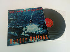 NICK CAVE & THE BAD SEEDS murder ballads LP