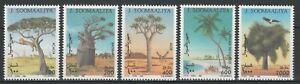 Somalia 1994 Trees 5 MNH stamps