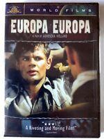 Europa Europa ( DVD, 2003 ) Marco Hofschneider / FACTORY SEALED!!