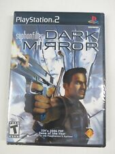 Syphon Filter: Dark Mirror (Sony PlayStation 2)  PS2 Brand New / Fast Shipping