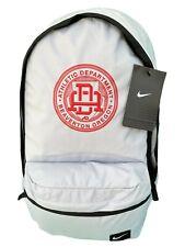 Neu Nike Athletic Department Grundlagen Halfday Rucksack Tasche Grau