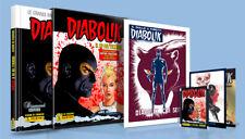 Sticker Album CARTONATO DIABOLIK 2017 COMPLETO edizion PANINI DIAMOND 312 / 1000
