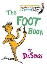 Foot Book by Dr. Seuss (Paperback, 2003)