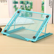 Metal Ventilated Adjustable Stand Mount for Laptop Tablet ipad Notebook