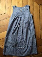 Robe Les Petites Collection Tissu Liberty Bleu