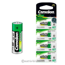 """""""4x A27 Alkaline PLUS Batterie LR27A MN27 Camelion"""