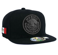 The coat of arms of Mexico 100/% Cotton Hat DTG Printed Dadhat