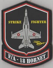 SWISS AIR FORCE F/A-18 HORNET STRIKE FIGHTER Original