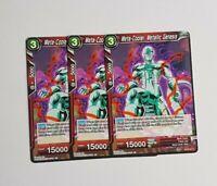 4x Meta-Cooler Core BT2-109 Uncommon Dragon Ball Super TCG NM