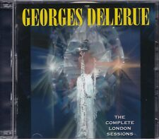 Georges Delerue - The Complete London Sessions - 2 CD Set - Limited Edition