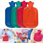 Hot Water Bottle Bag Winter Hand Warming Thick High Density Rubber 1000ml Random