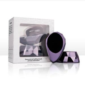 Diamond cut buffing brush pinceau estompeur foundation/powder/blush brush