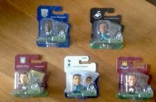 Soccer Starz Football Model Figures x 5 Various Job Lot Sealed & Unopened