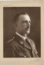 WW1 Captain South African AIr Force early photo Gallantry award ? Pretoria Photo