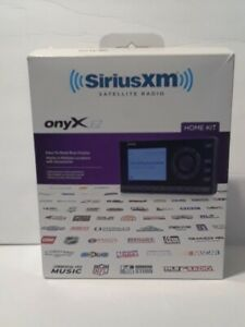 Audiovox XEZ1H1 For XM Home Satellite Radio Receiver