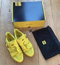 Mavic Zxellium Yellow Carbon Road Cycling Shoes VGC