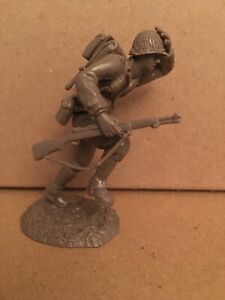 Conte Collectibles G.I. #E0011 Legends of the Silver Screen Plastic Toy Soldier